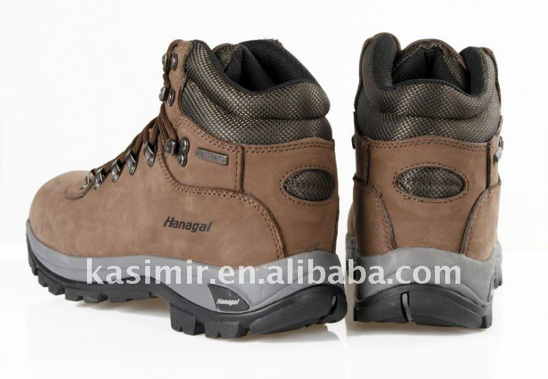 for leathwe shoes men sole genuine Newest cut climbing mid rubber 7XSUqw08
