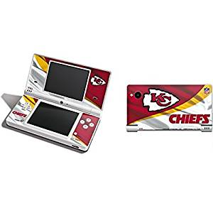 NFL Kansas City Chiefs DSi Skin - Kansas City Chiefs Vinyl Decal Skin For Your DSi