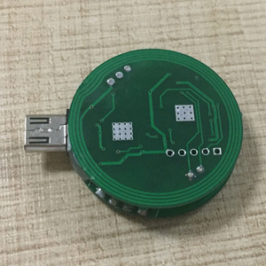 Small size 13 56Mhz rfid hf nfc reader moudle usb interface for build in PAD