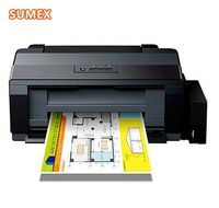 L1300 Dye Sublimation Printer 4 Color Desktop Inkjet Printer, A3+ Size