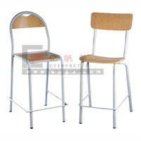 Cheap High Quality School Laboratory Wooden Stool Chairs for Sale