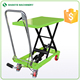 Foot Pump Hydraulic Manual Scissor Lift Table