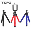 Professional Mini Flexible Stand 360 degree Bubble Octopus Tripod Camera Phone Holder for video