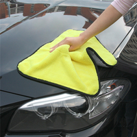 Microfiber polish towel/car polishing towel/microfiber car washing cloth