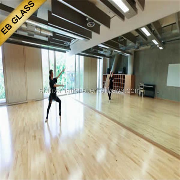 Spiegel Fitnessraum großen fitnessraum spiegel 6mm brauch wandspiegel eb glas buy