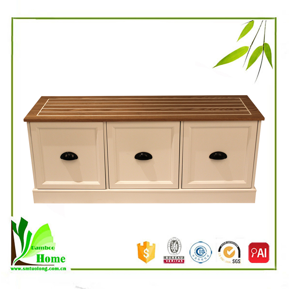 High Quality Modern Fashion Bamboo TV Stand German