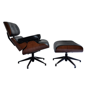 High Quality Modern Leisure Chair Lounge Chair With Footrest, Office Head Chair