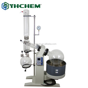 Large oil refinery machine 50l rotary evaporator