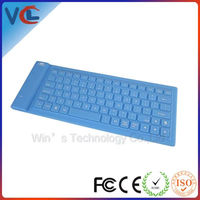 computer laptop keyboard picture silicon bluetooth keyboard
