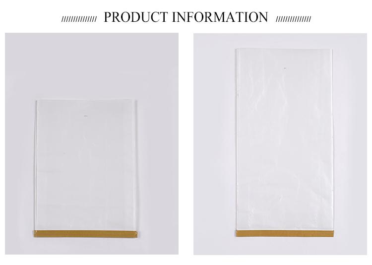 उच्च गुणवत्ता बिग कस्टम टिकाऊ पीपी कोटिंग खाली प्लास्टिक पर्यावरण के अनुकूल Bopp बैग