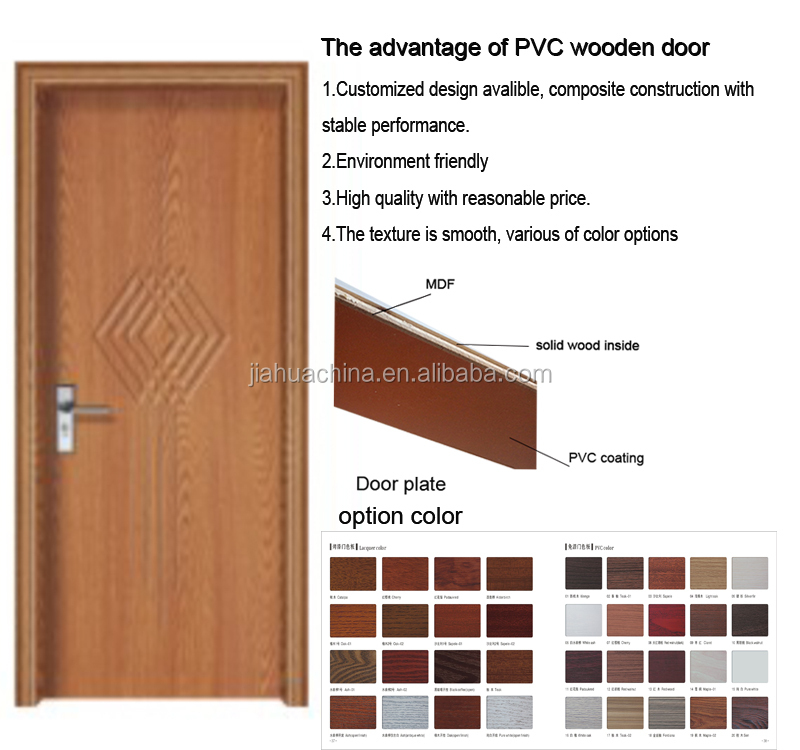 Pvc Toilet Door Pvc Plastic Interior Door Interior Pvc Door Buy