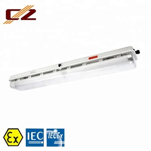 New Design Full Plastic Explosion-proof Led lamp 220V
