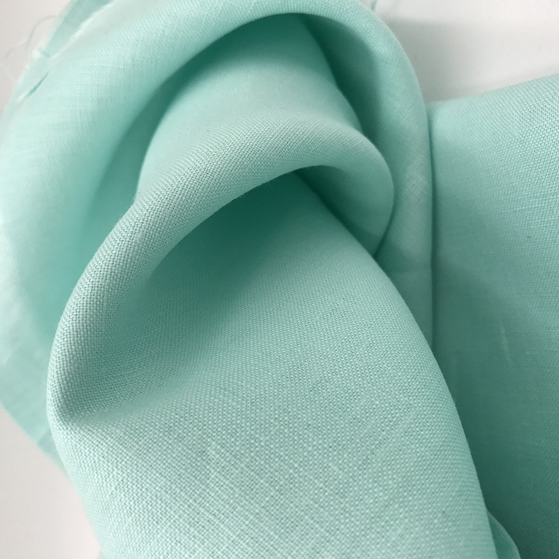 High Quality Wholesale New Design Cotton Ramie Polyester 100% Linen Fabric Rolls