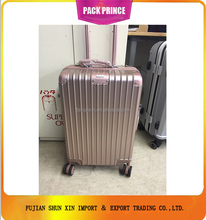 TSA luggage wholesaler , frame trolley suitcase China Supplier