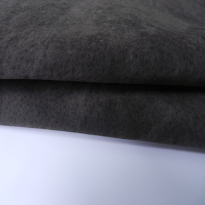 Pig drop split leather for jackets raw hide sheep and goat skins dull finishing