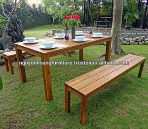 Java Dining garden set
