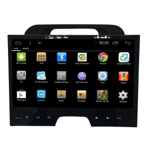 Bosstar Double Din Car Stereo for KIA Sportage R 2010-2015 Android GPS Navigation Bluetooth Wifi dvd player