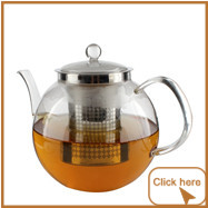 Hot Selling New Products Promotional Christmas Gift Borosilicate Glass Tea Cup/Mug With Tea Infuser with Logo