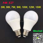 High Quality TUV-GS, CE, RoHS Approved Die-casting aluminium Thermal Plastic B55 A60 5W 638LM LED Bulb E27