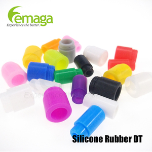 Lemaga 810 Silicone rubber drip tips wholesale high quality atomizer test tip for tester ecig e cigs disposable 510