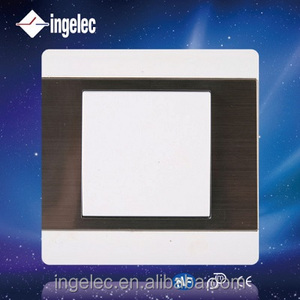 Newly Designed large panel factory direct sales YiWu No.1 1 gang 2 way switch ingelec livolo touch light switch 250VAC