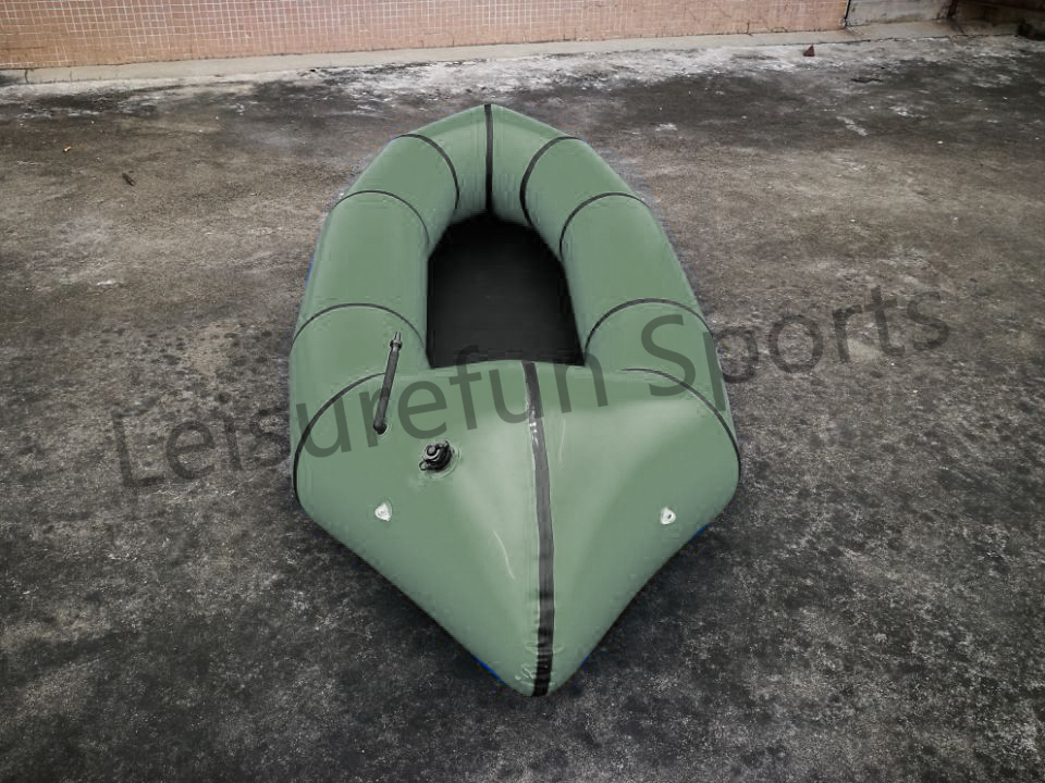 Wholesale cheaper inflatable used packraft for sale