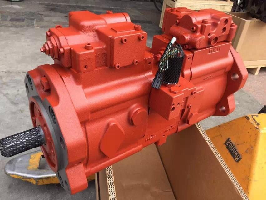 Поршневой насос K3V112DT-133R 9CIB для экскаватора двигателя KAWASAKI