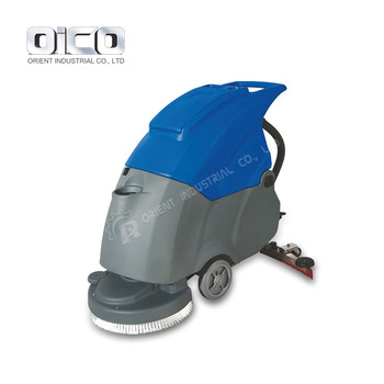 V Cleaner Equipment Floor Scrubber Dryer Cleaning Machine Electric - Small industrial floor cleaning machines
