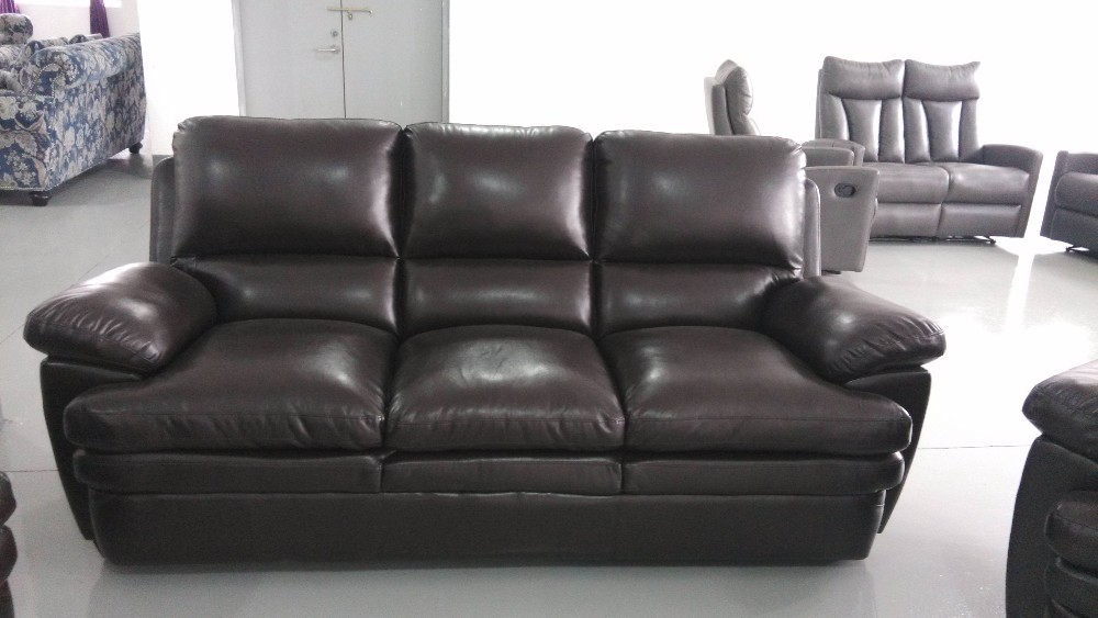 2016 latest modern design leather sofa made in china buy for China sofa design