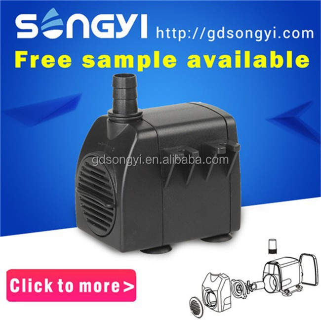 Quality Indoor/Outdoor/Table-Top Fountain Pump