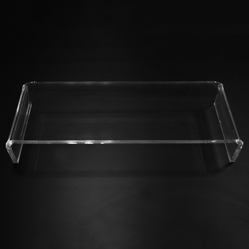 Transparent Desktop Acrylic PC Table