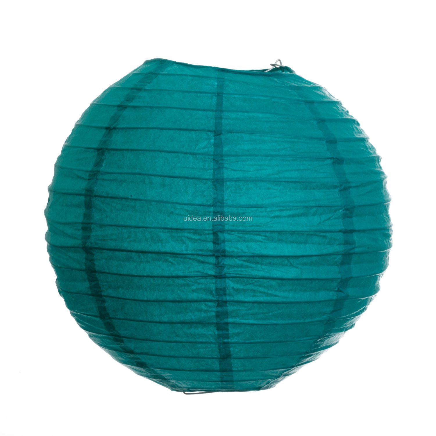 Round Chinese Hanging Paper Lanterns for Wedding Decoration