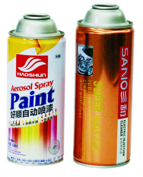 65 158mm Spray Paint Can Buy Spray Paint Tinplate Can Aerosol Spray Can Metal Paint Cans