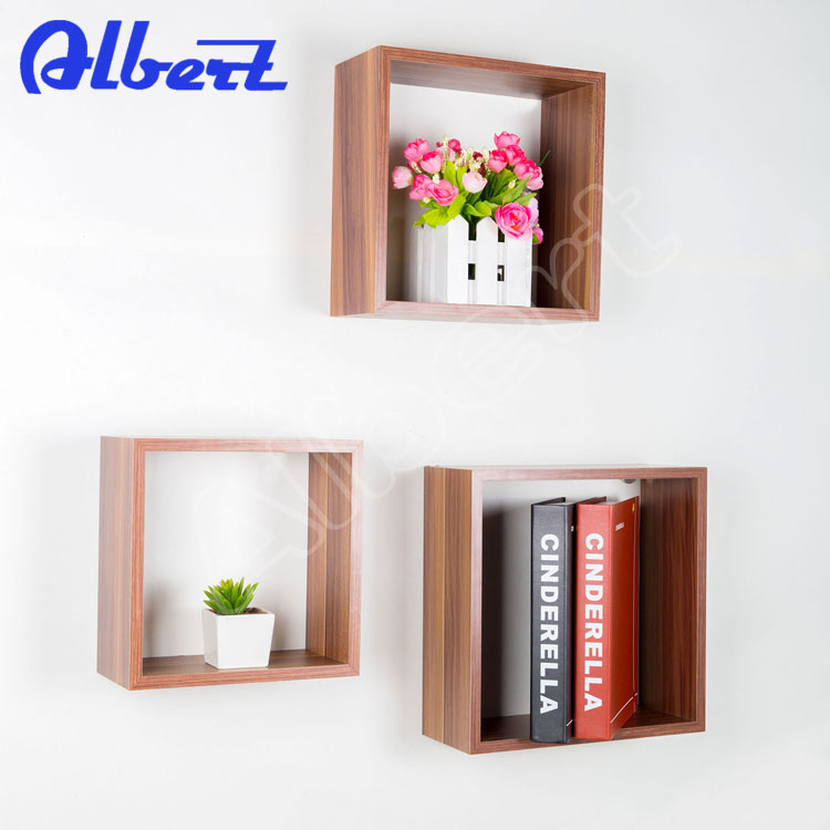 hot sale decorative household cube shelf wall decor