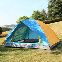 Best Selling Waterproof Outdoor Fun Camping Tent Waterproof Oxford Cloth Material Camping Tent with Mosquito Net