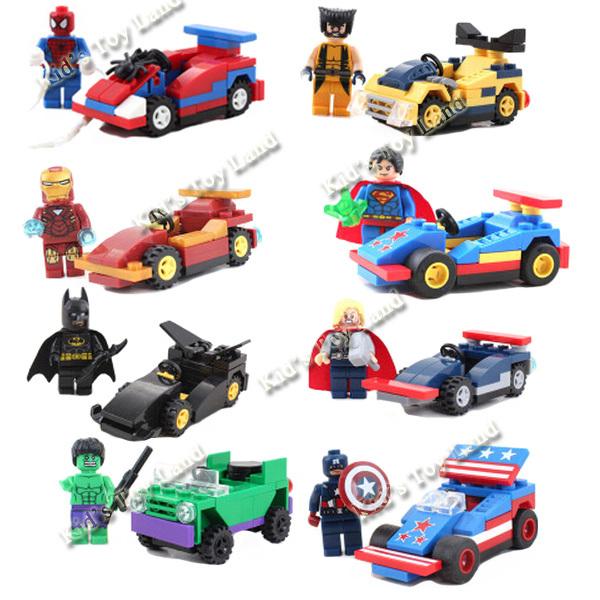 Spiderman  Rider Car