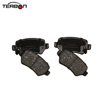 Ceramic Brake Pads for Opel Astra