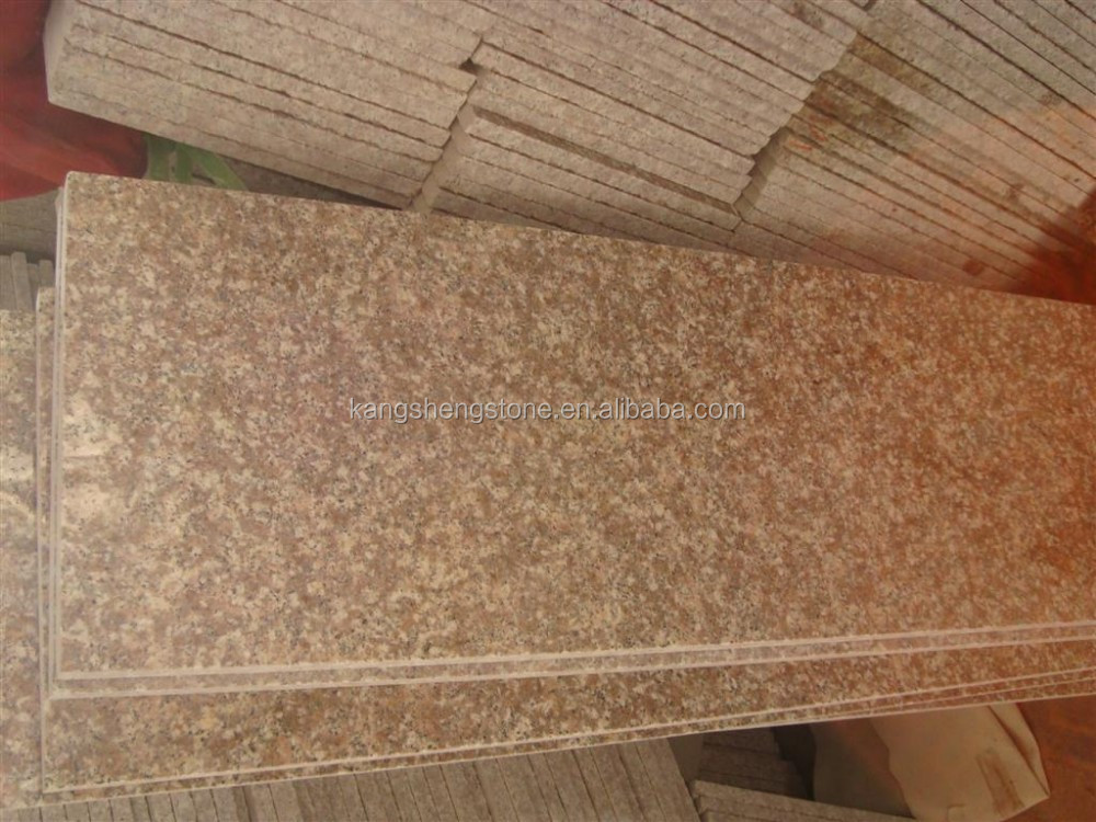 Cheapest Chinese Polished Granite Floor Tiles G687 Natural Stone
