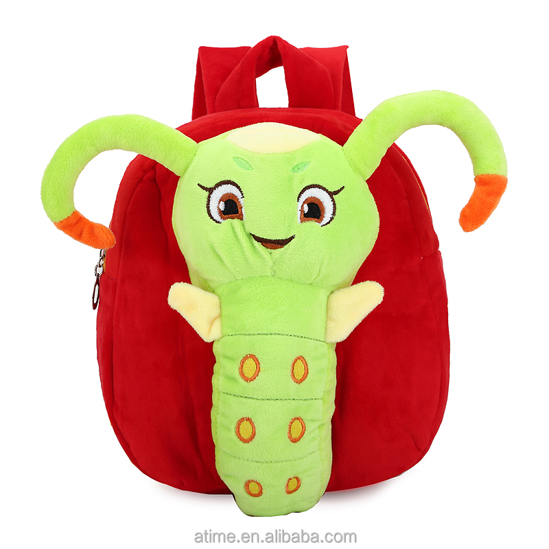 Hot selling colorful cheap small backpacks for kids personalized backpacks