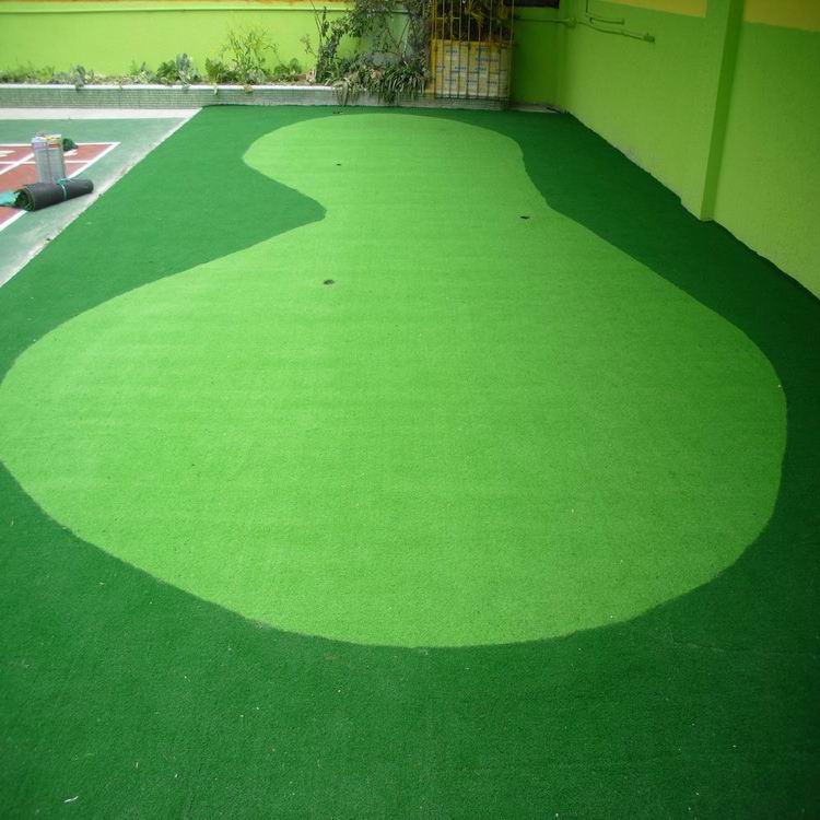 ASHER mini golf kunstgras groen tapijt