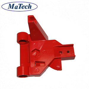 China Manufacturer Supply Cnc Machined Hi Quality Castings