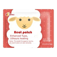 Disposable Instant Hot Pack / Heat Pad / Body Warmer / Pain Relief Healthcare Patch for Anti - cold