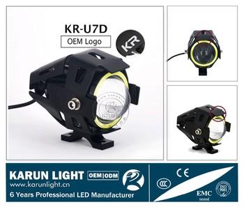 Karun Kr-u7d Motorcycle U1 U2 U3 U5 U7 U8 U9 U10 Led Fog Light ...