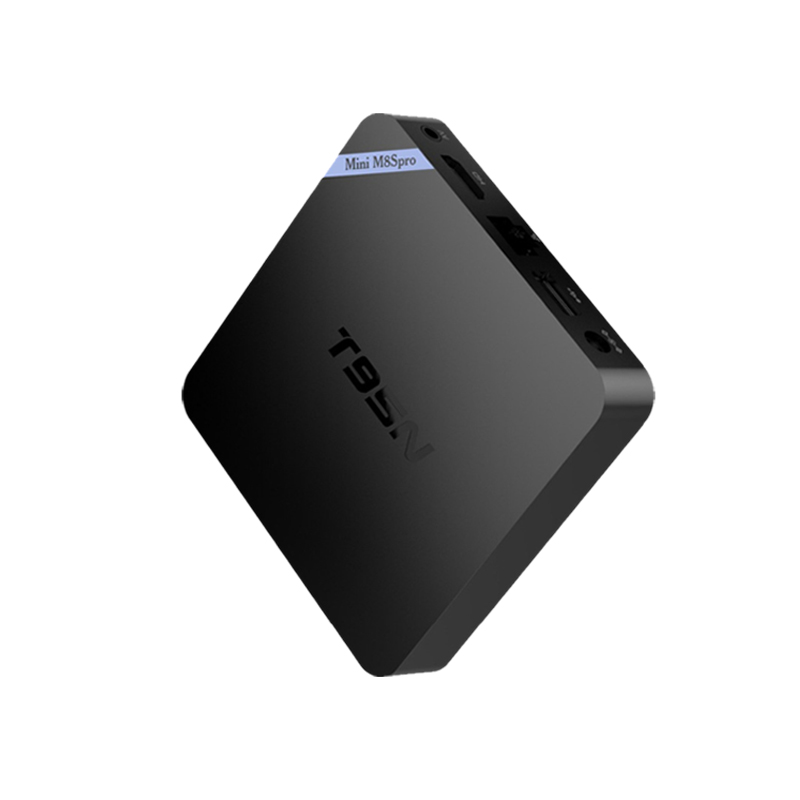 T95N mini Amlogic S905X 1gb 2gb 8gb 16gb 4k media player Android 7.1 Smart TV box quad core