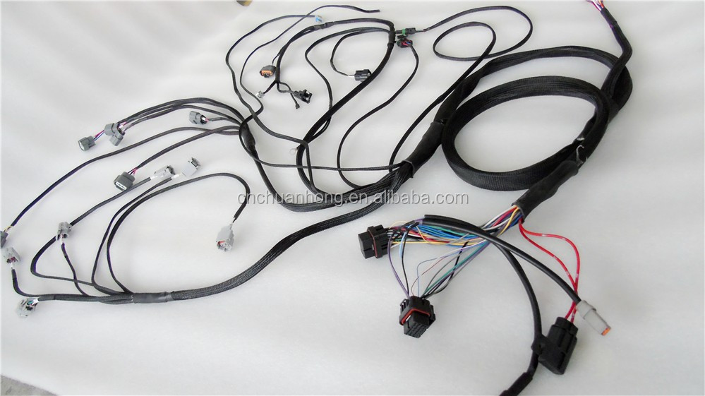 Wiring Specialties Engine Harness 2jzgte Vvti Into Universal Application on electrical harness, radio harness, nakamichi harness, dog harness, pet harness, maxi-seal harness, amp bypass harness, pony harness, alpine stereo harness, cable harness, battery harness, suspension harness, safety harness, obd0 to obd1 conversion harness, engine harness, fall protection harness, oxygen sensor extension harness,
