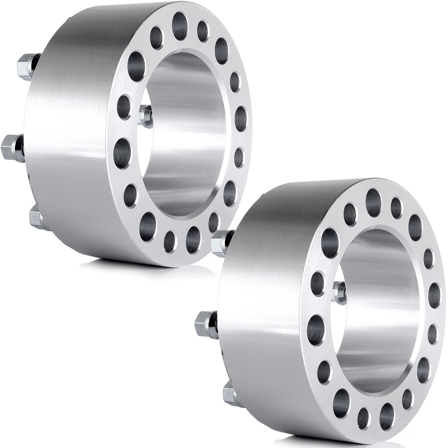 """2/"""" Ram 2004-2011 Hub Centric 2500 3500 dually Rear WHEEL SPACERS ADAPTERS"""