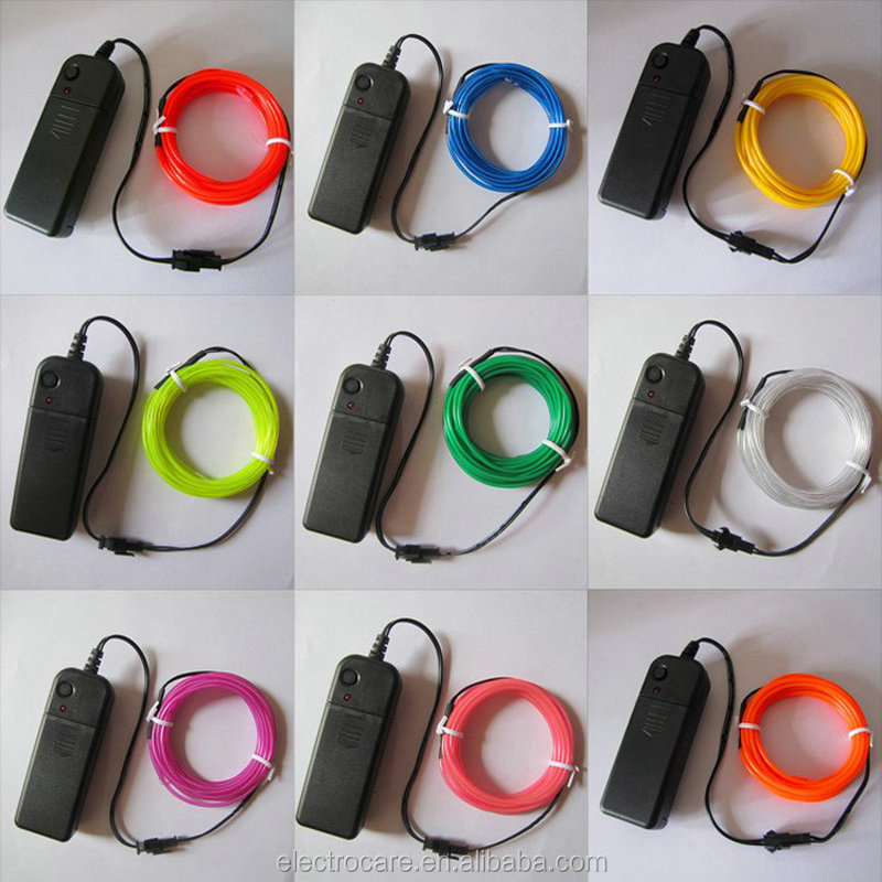 El Glow Wire, El Glow Wire Suppliers and Manufacturers at Alibaba.com