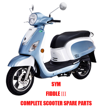 Fiddle Iii For Sym Fiddle 3 Complete Scooter Spare Parts Original Spare  Parts - Buy Sym Fiddle Iii,Fiddle 3 Sym,Symphony 3 Sym Product on  Alibaba com