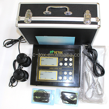 Wholesale Chi Ionic Ion Detox Foot Bath Aqua Spa Cleanse Machine ...