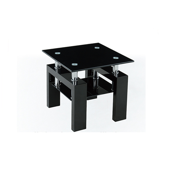 Imported Coffee Table Glass Top Square Tea Table New Model Buy